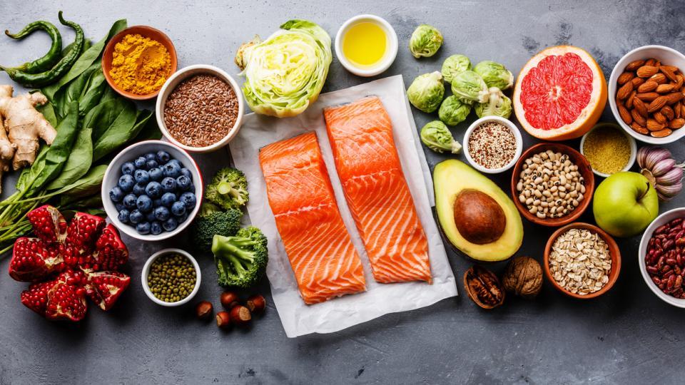 храни храна здравословно витамини