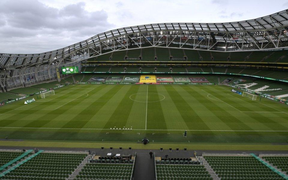 """Популярният """"Авива Стейдиъм"""" се намира в столицата на Република Ирландия"""