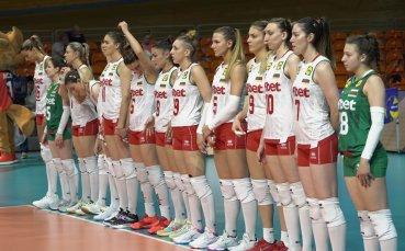 Волейболистките ни сразиха Румъния в контрола