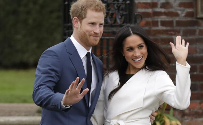 В кралското семейство са очаровани от раждането на дъщеричката на Хари и Меган