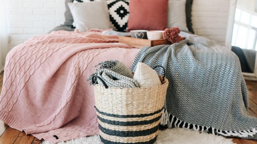<p>Защо не можем да спим без одеялото си</p>