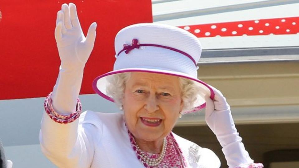 Въпреки своите 85 години, кралицата винаги демонстрира жизненост