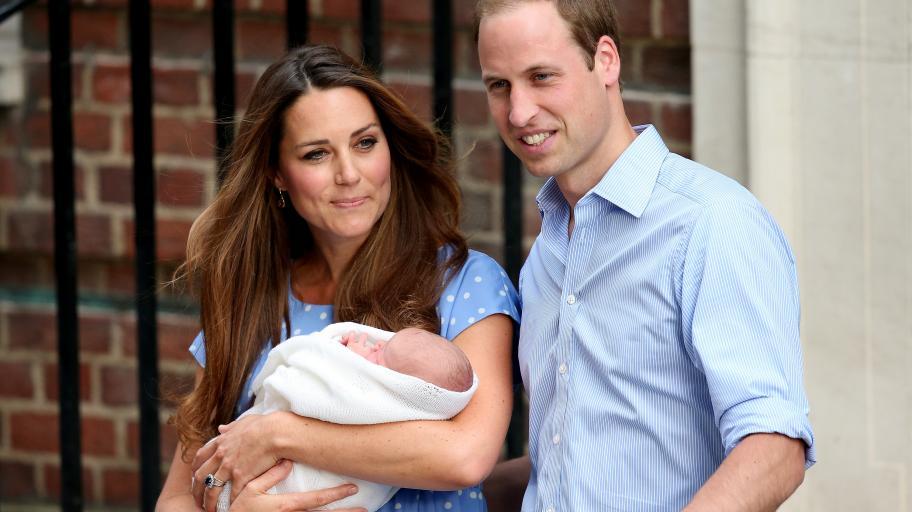 Кейт Мидълтън също не харесва особено идеята да позира веднага след раждането