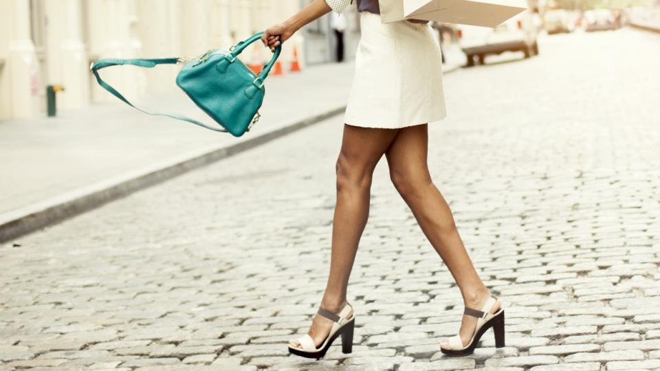 обувки жена мода