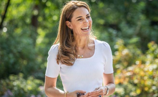 Херцогиня Катрин няма търпение да види новородената си племенница Лилибет