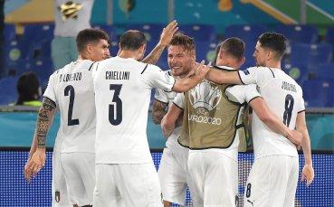 Италия и Швейцария в дербито на Група А на UEFA EURO 2020