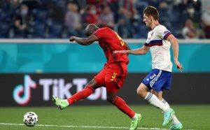 Белгия започна похода си към титлата с гръмка победа над Русия