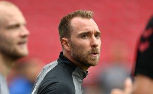 Треньорът на Дания обяви какво е казал Ериксен на съотборниците си