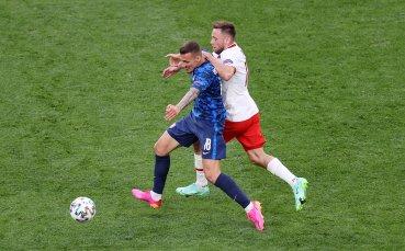 Полша - Словакия 0:1 /първо полувреме/