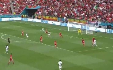 Унгария - Португалия 0:3 /репортаж/