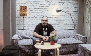 7 въпроса към Михаил Дурчев – създател на крафт пивоварна Cohones
