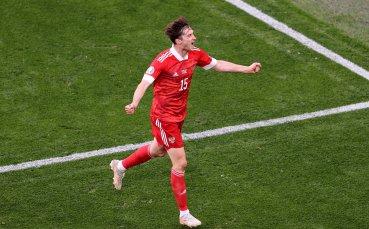 Миранчук донесе успеха на Русия срещу Финландия
