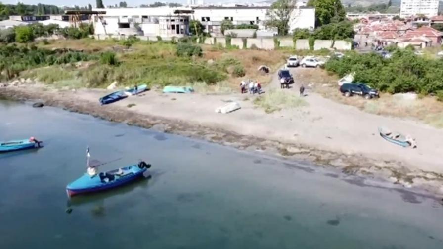 Опит за пиратска атака вдигна на крак властите в Бургас