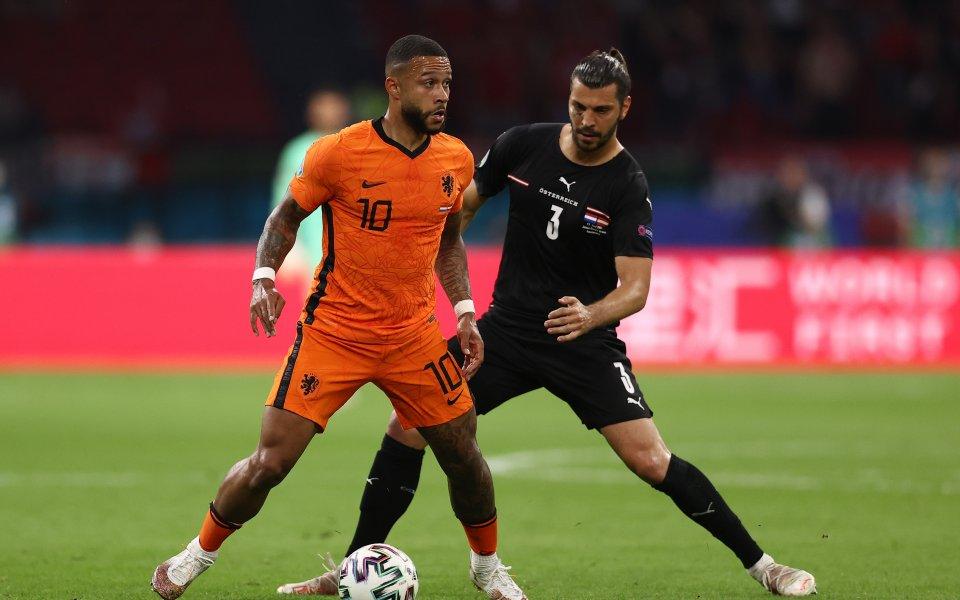 Отборът на Нидерландия успя да изкове много комфортна победа с