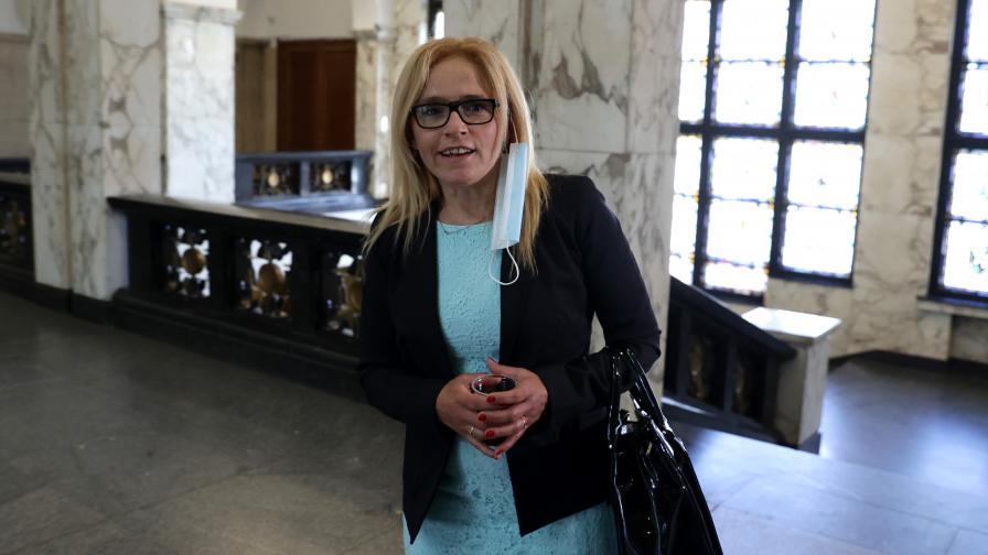 ВКС пусна Десислава Иванчева под парична гаранция