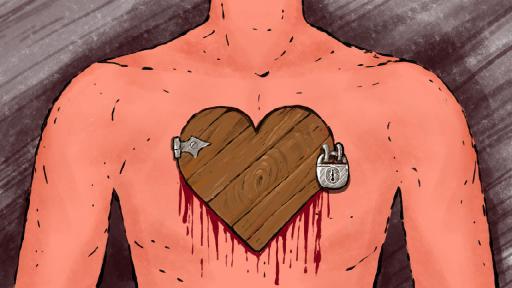Стресът може да предизвика синдром на разбитото сърце