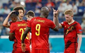 Белгия срази Финландия в Санкт Петербург и чака своя опонент на осминафиналите