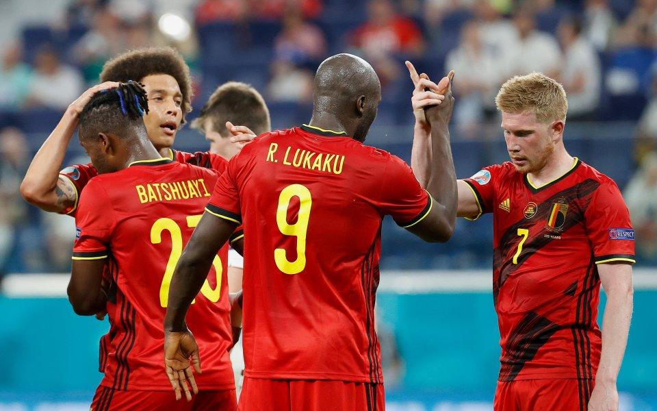Белгия победи ФИнландия с