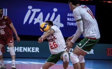 България ще се опита да покаже зъби срещу САЩ в Лигата на нациите