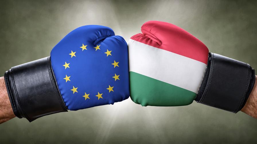 <p>ЕС скочи срещу Унгария: Не сме вече в Средновековието</p>