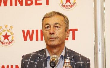 Пламен Марков: Промяна в българския футбол трябва да има