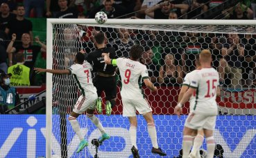 Германия - Унгария 2:2 /репортаж/