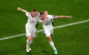 ГЛЕДАЙТЕ НА ЖИВО: Германия 2:2 Унгария, Горецка изравни