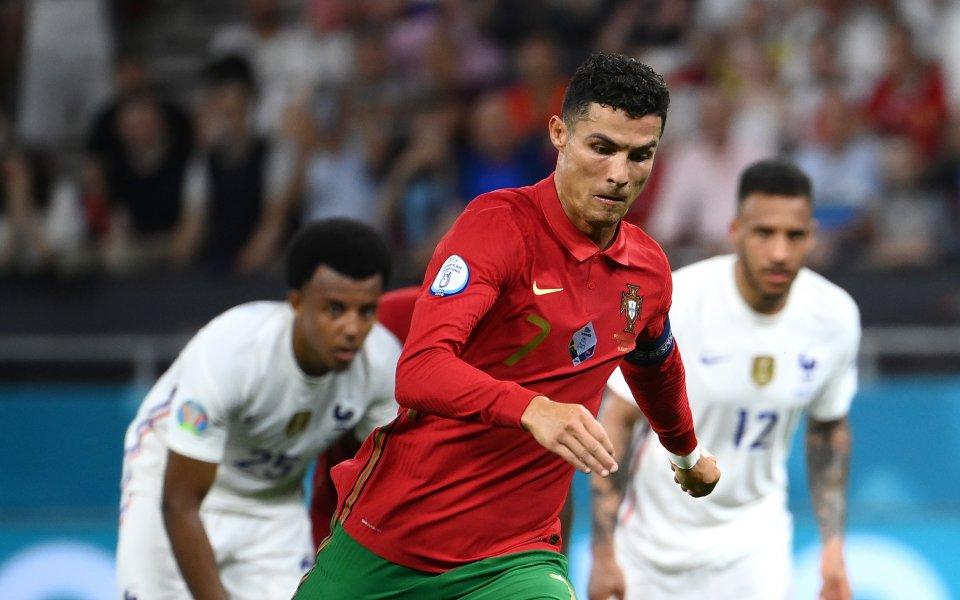 В епохален за футболната игра мач отборите на Португалия и