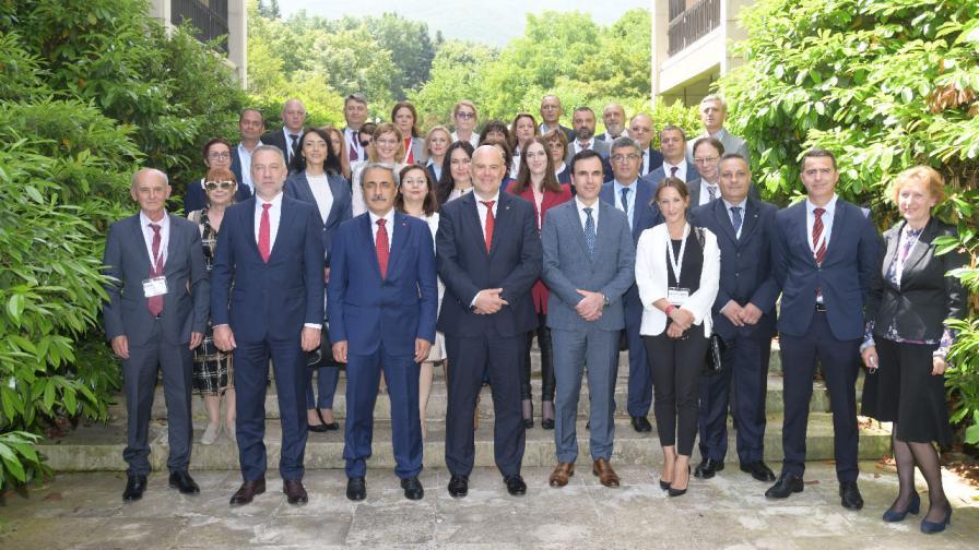 Вторият Балкански форум на главните прокурори: Натискът срещу независимостта на прокуратурата е недопустим