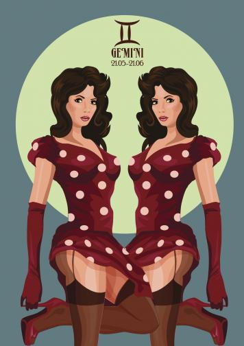 близнаци секси зодия