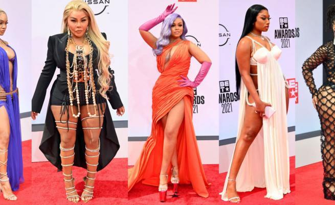 Кич или екстравагантност: Най-обсъжданите рокли на наградите BET