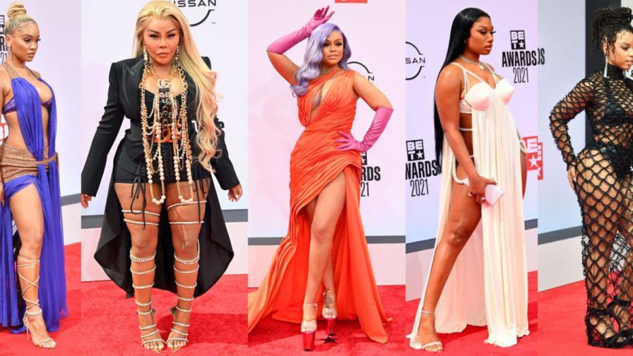 Почервени килим на наградите BET