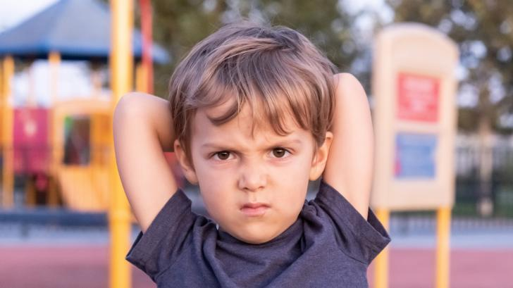 Ето как е редно да реагираме, ако детето ни удари