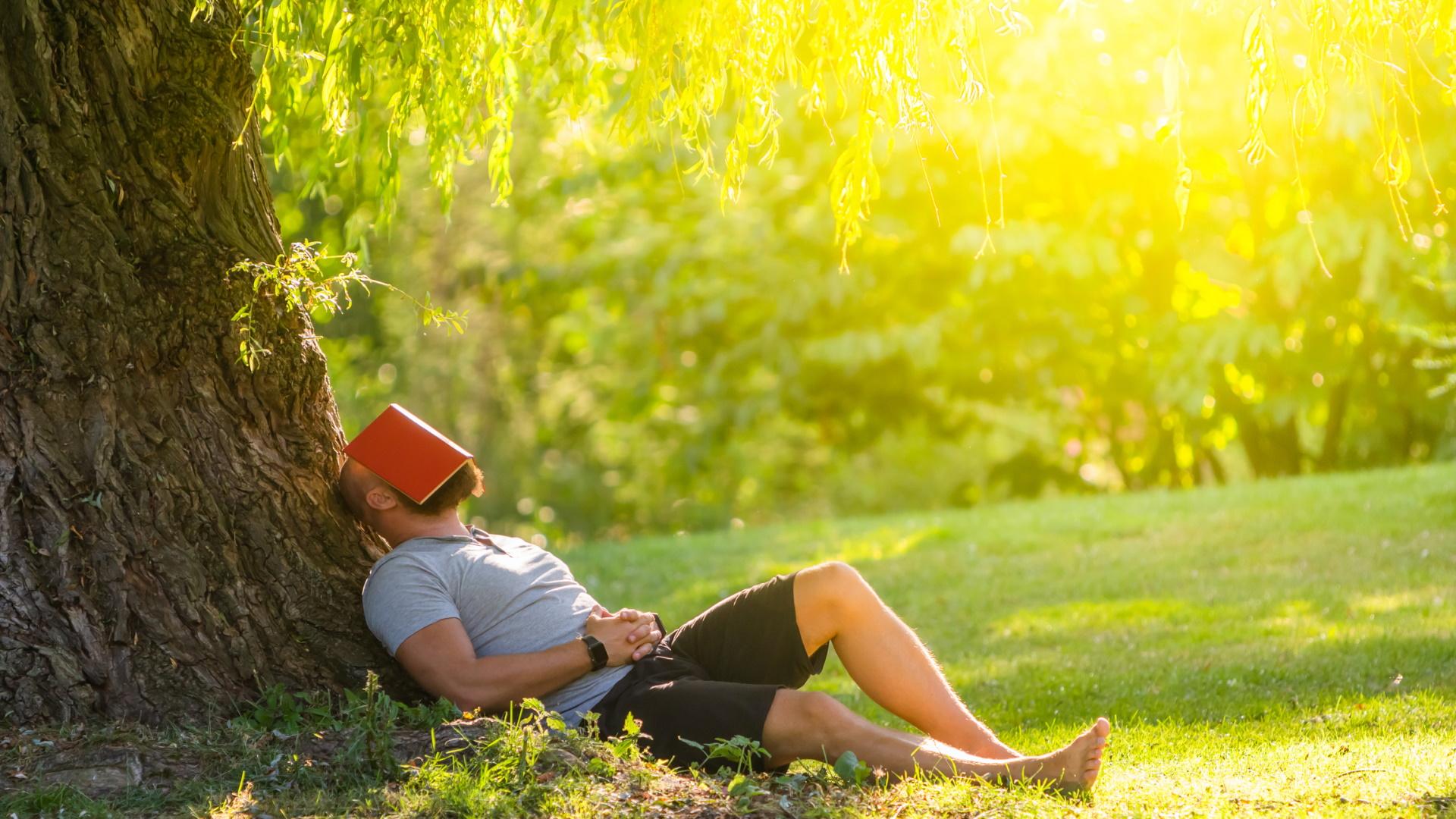 <p><strong>Без дрямки</strong></p>  <p>Горещото време може да ни направи летаргични през деня. Това е защото използваме повече енергия, за да регулираме вътрешната ни температура. Но, ако сънят ви е нарушен през нощта, избягвайте дрямката през деня.Нека ви се спи през нощта.</p>