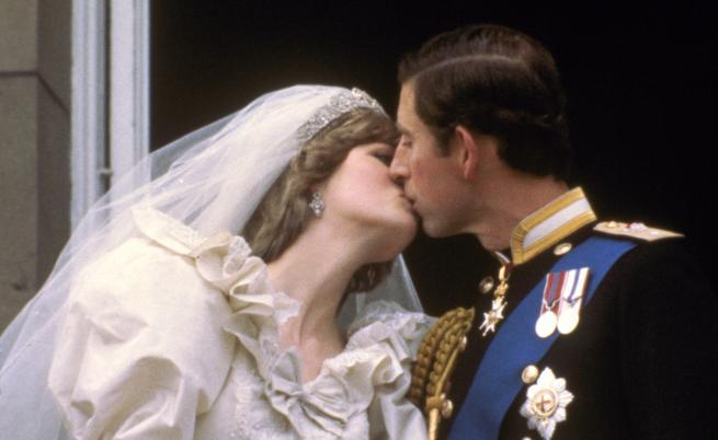 Предлагат на търг 40-годишно парче торта от сватбата на принцеса Даяна и принц Чарлз