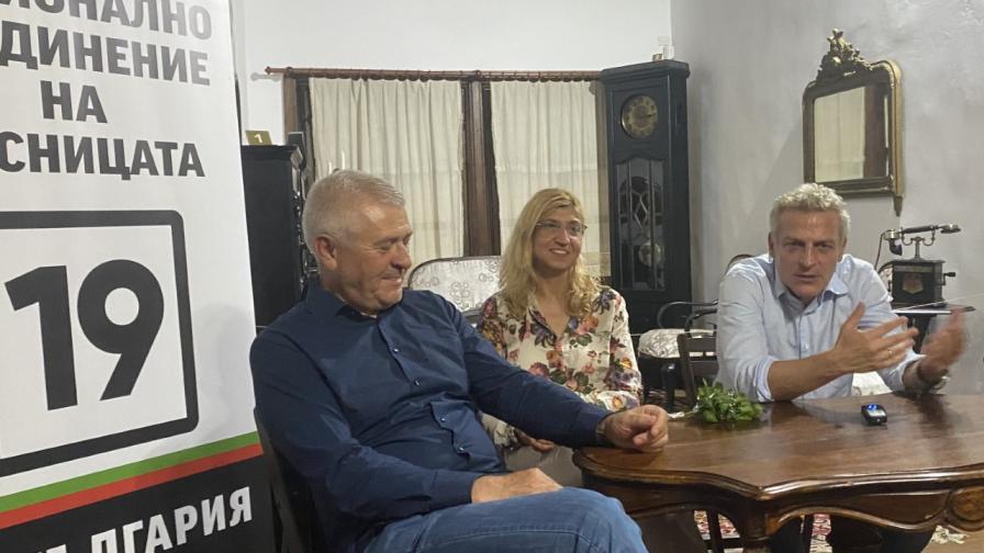 Петър Москов: Питам как се получи така, че във войната с партиите на статуквото – ГЕРБ, БСП и ДПС, изведнъж най-големият победител се оказа ДПС?