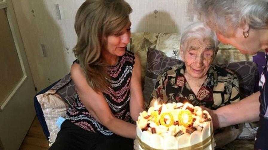 <p>Съвети за дълголетие от 100-годишната баба Неделя</p>