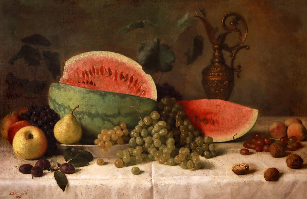<p>Изложба &bdquo;Храна: насъщност, общуване, ритуал&rdquo; в СГХГ</p>