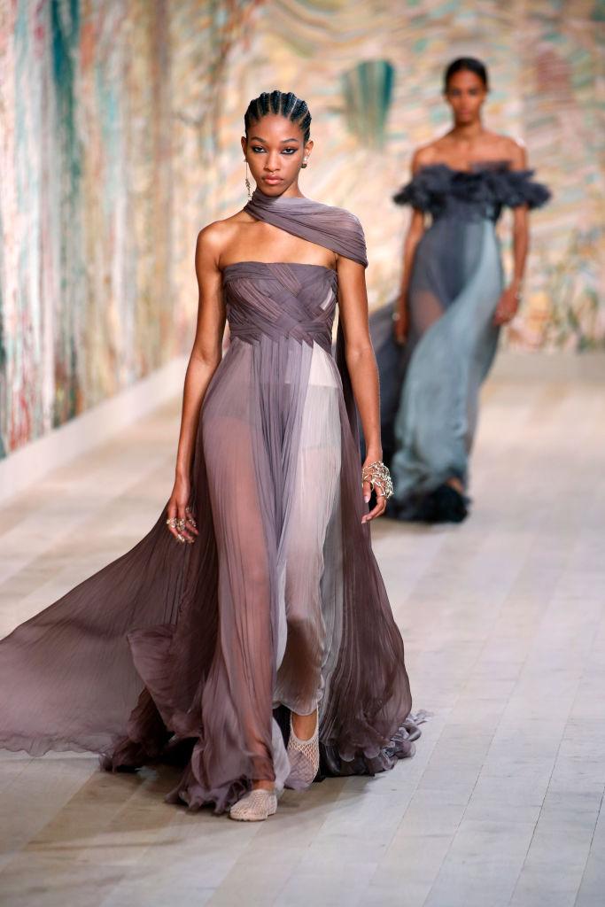 <p>Dior откри Седмицата на модата в Париж</p>