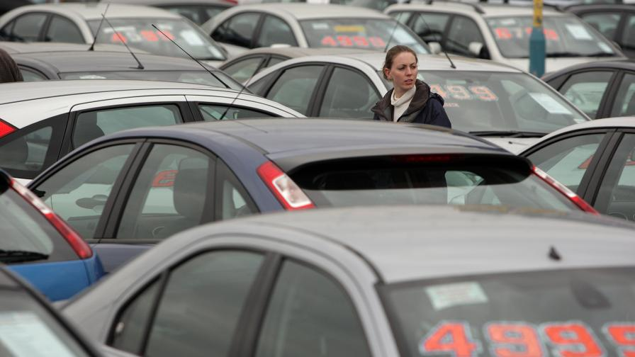 <p>Проучване класира най-повредените употребявани автомобили</p>