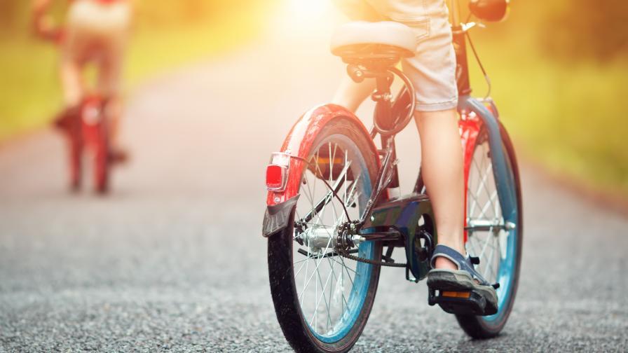 Шофьор блъсна 6-годишно дете с колело във Видинско