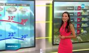 Прогноза за времето (15.07.2021 - сутрешна)