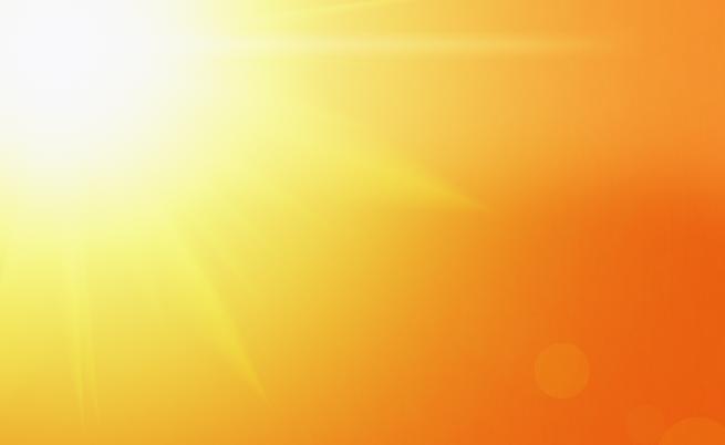 Жълт код за високи температури в 21 области