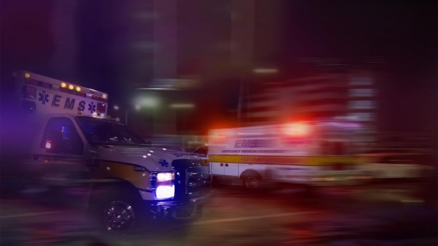 """Тежка катастрофа на """"Тракия"""" след гонка с полицията"""