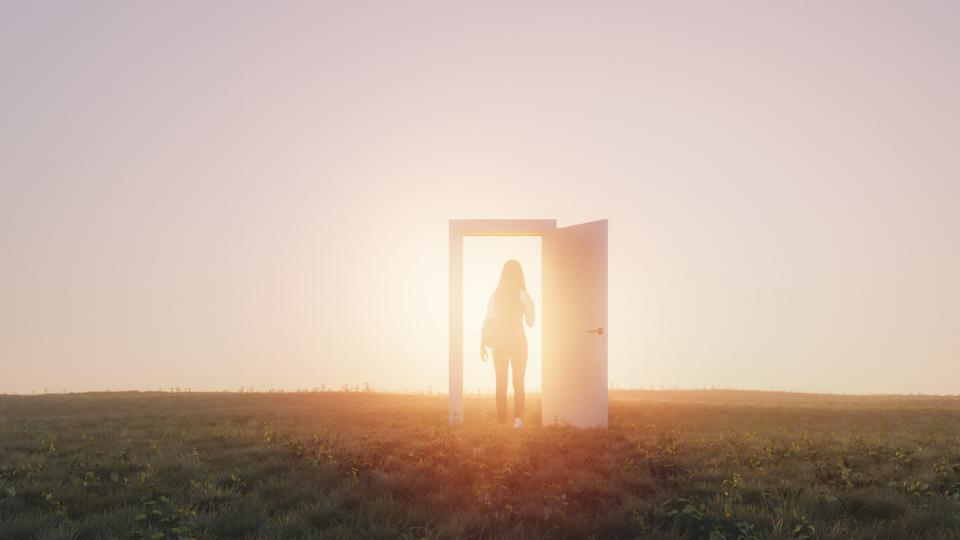 жена интуиция мистично