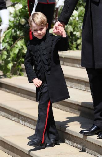 Принц Джордж през 2018 година