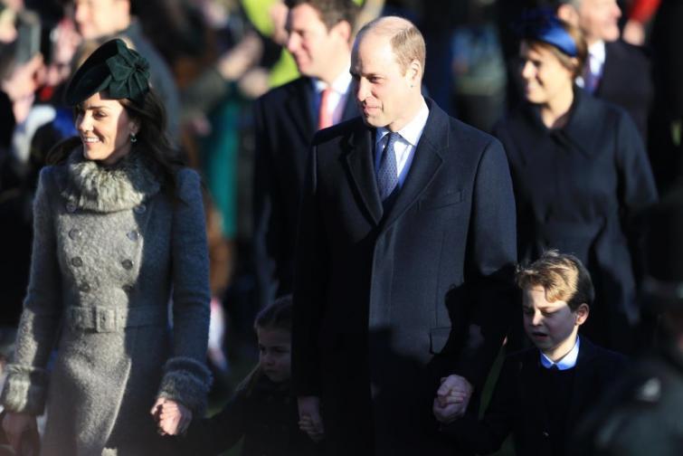 Принц Джордж през 2019 година