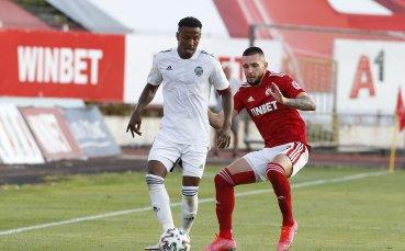 Турицов: Не ни достигна малко да вкараме гол, но продължаваме заслужено напред
