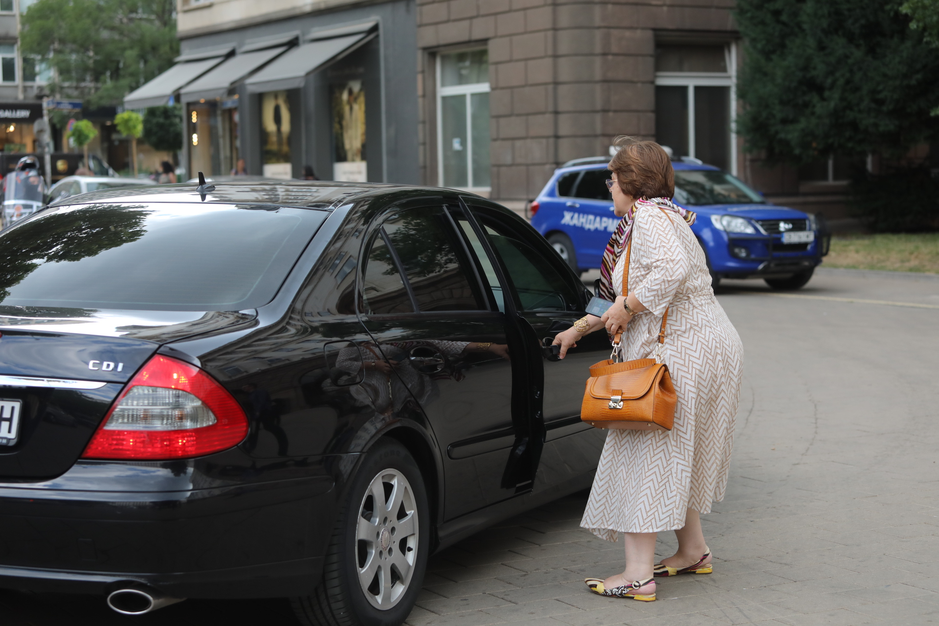 Политически консултации при президента Румен Радев