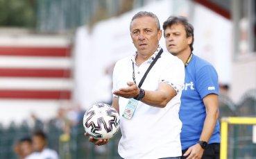Илиан Илиев: Откъм футбол имаме още резерви